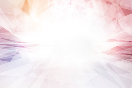 diamond shaped: Abstract polygons pastel for background
