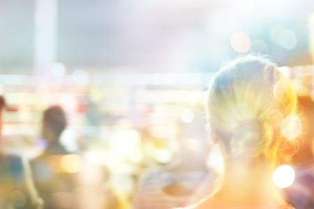 추상: 배경 권투 경기장 무술, 파스텔 색상과 모션 블러 개념 추상 여성, 스톡 콘텐츠