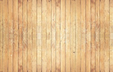 ヴィンテージ背景のダスト汚れで茶色の木製の壁テクスチャ 写真素材