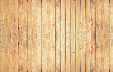 Vintage the brown wood wall texture with dust grime for background Imagens