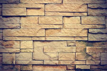 rusty background: stone wall texture for background