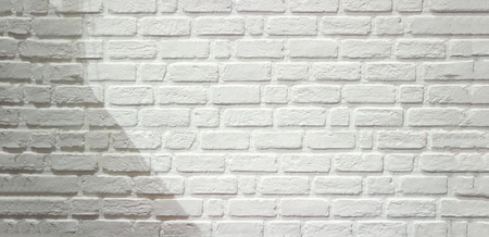 wall texture: White brick wall or texture for background