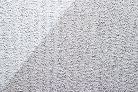Texture cement wall stained modern stucco light gray architecture for background Stock Photo