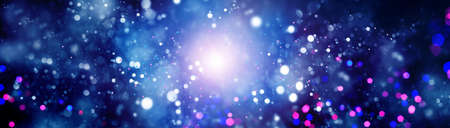 Abstract bokeh background and glitter colorful lights for background. 版權商用圖片 - 161884151