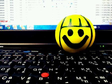 jornada de trabajo: Sonriente en el d�a de trabajo