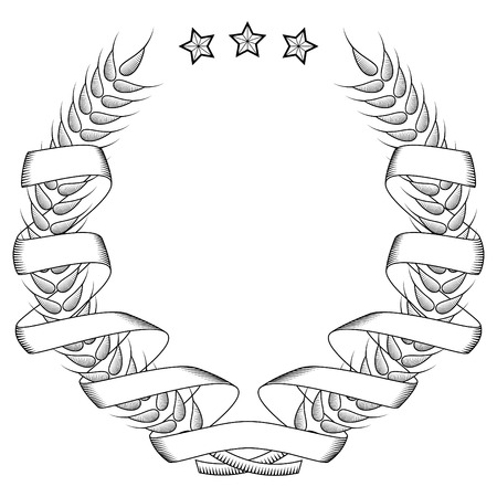 blazonry: coat of arms. emblem