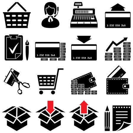 trade symbol set(, CMYK)