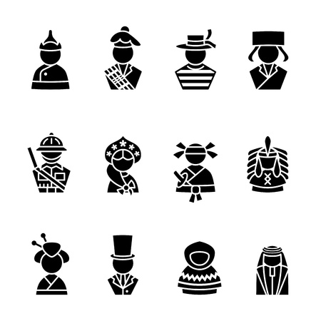 gondolier: computer icon set