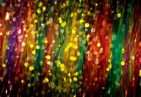 vector abstract bokeh background  eps10, CMYK colors