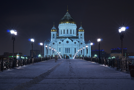 implemented: Cathedral of the Russian Orthodox Church. The existing structure was implemented in 1990-ies the external reconstruction of the Church of the same name, created in the XIX century.