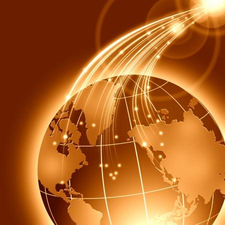 글로벌 비즈니스 개념