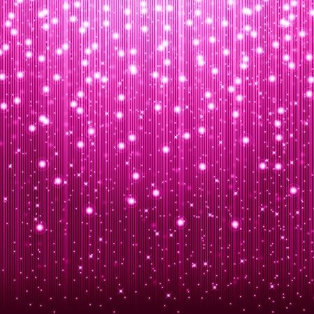 Pink christmas background Standard-Bild