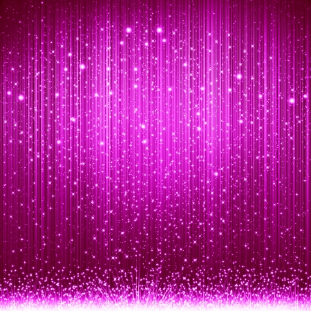 christmas pink: Pink christmas background Stock Photo