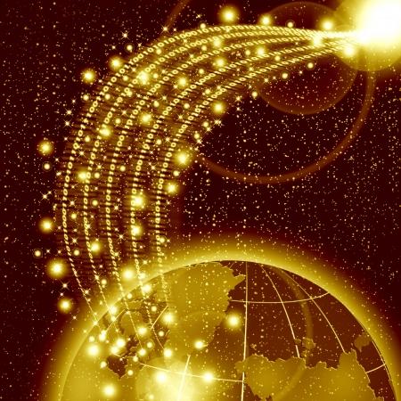 globale Business-Konzept