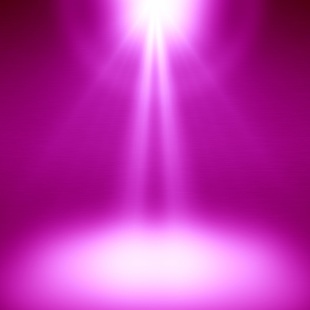 fractal pink: Pink abstract background