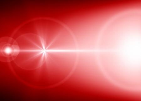 luz roja: Fondo abstracto rojo
