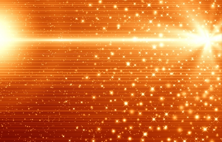 Orange card abstract background photo