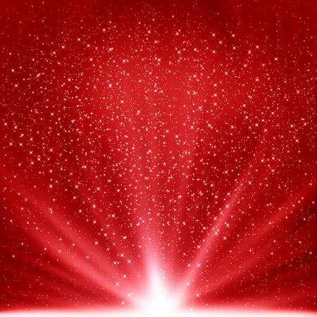 Red Hintergrund Weihnachten