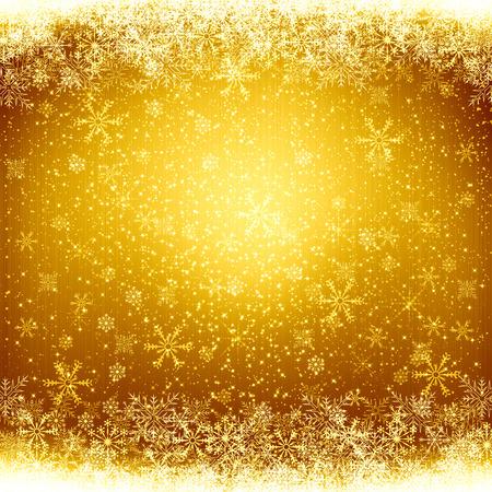 stripes background: Golden christmas background