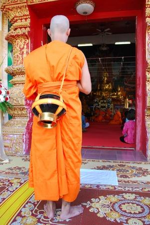 Buddhist monks photo