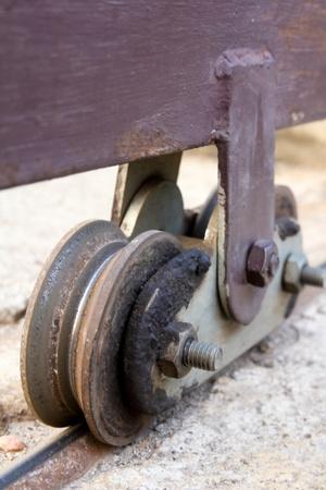 Rolling steel photo