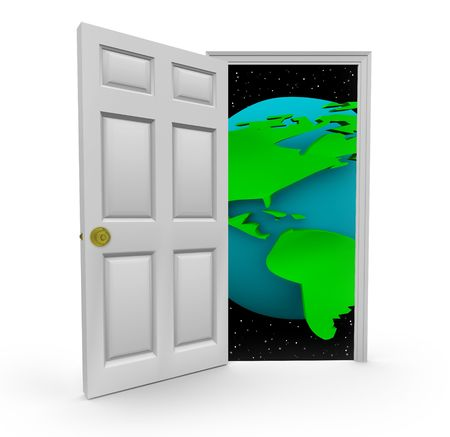 choose a path: Open the door to a world of opportunities