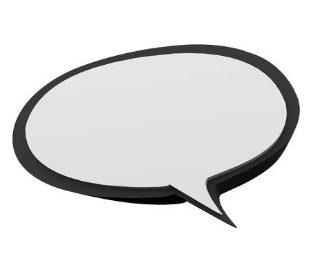 bande dessin�e bulle: Mettez votre propre texte dans cette bulle Banque d'images