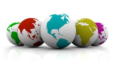구슬처럼 줄 지어 행성 지구 분야의 라인업 스톡 콘텐츠