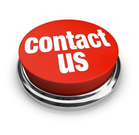 contact: A red button with the words Contact Us on it