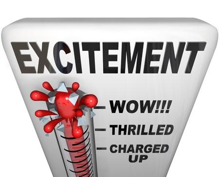 przewidywanie: Termometr z programem word niepokoju, pomiary rosnące ilości przewidywania dla szczególny dzień lub zdarzeń