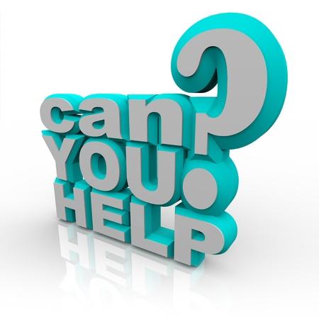 contribuire: Pu� aiutare 3D parole illustrate sono un appello per aiutare in una raccolta di fondi finanziario per un gruppo no-profit