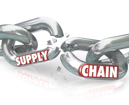group chain: The words Broken Promise on chain links breaking apart to symbolize unfaithfulness, violation, mistrust, lies, deceit, deception and wronging a partner, spouse or significant other
