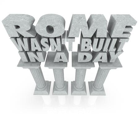 Rome Wasn