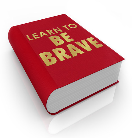 valor: Learn to Be Brave title and book cover teaching you how to be courageous, confident and bold to achieve success