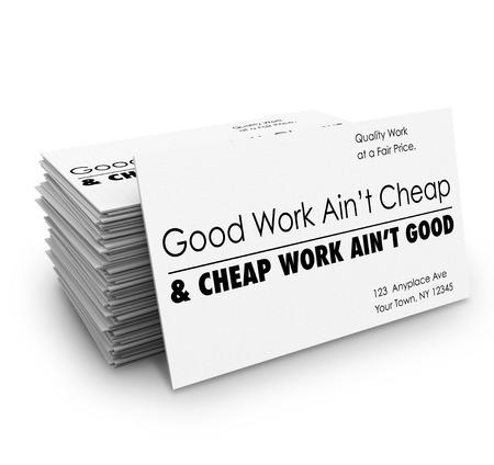Good Work Ain