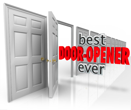 prominence: Best Door Opener Ever 3d words for selling to customers with successful results