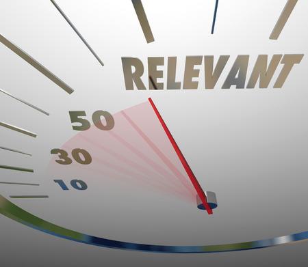 정보를 보여주는 속도계의 관련 단어는 프로젝트, 직무 또는 작업에 중요하거나 관련이 있거나 중요합니다.