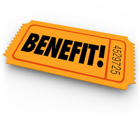 privileges: Benefit raffle ticket as charity fundraiser to enter and win a jackpot or prize