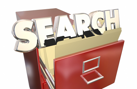 locate: Search Word Filing Cabinet Find Look for Locate Information
