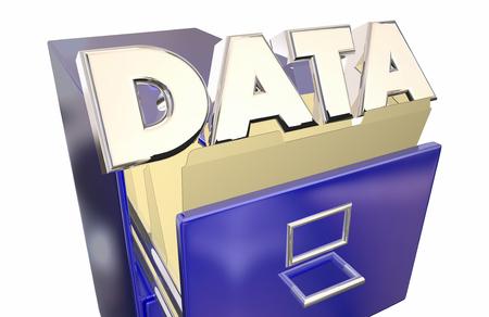 annals: Data Storage Information Access Retireval File Cabinet
