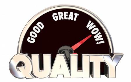 velocimetro: Las palabras 3d la calidad de primer nivel Mejor Calificación del velocímetro Foto de archivo