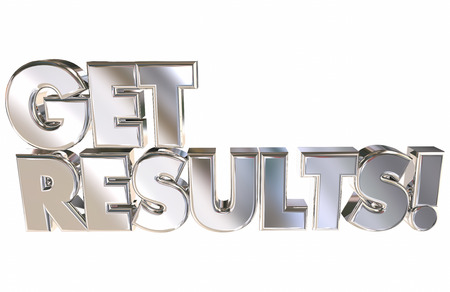reached: Get Results Successful Achievement Goal Reached 3d Words Animation