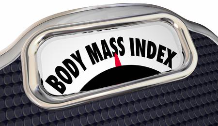 regimen: Body Mass Index Words Scale BMI Measure Overweight Fat Loss