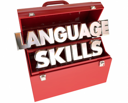 able to learn: Language Skills Tools Toolbox Communication Foreign Translation