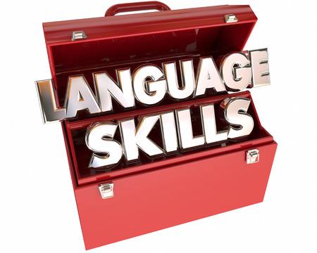 persuasive: Language Skills Tools Toolbox Communication Foreign Translation