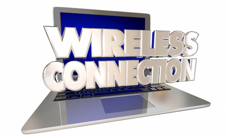 mobile website: Wireless Connection Mobile Internet Online Website Free WiFi Computer Laptop