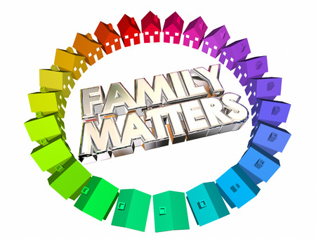 intervene: Family Matters People Relatives Relationships 3d Illustration.jpg