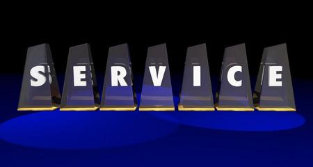awarded: Service Best Top Prize Highest Level Awards 3d Illustration