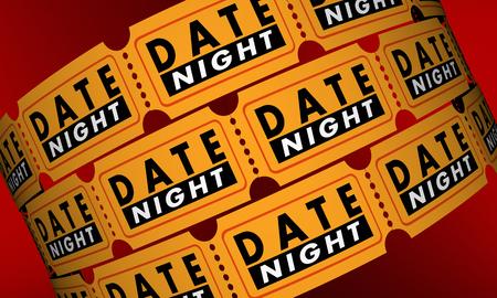 free  movie date night