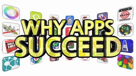 왜 애플 리케이션은 인기있는 3D 일러스트 소프트웨어 다운로드 성공 스톡 콘텐츠